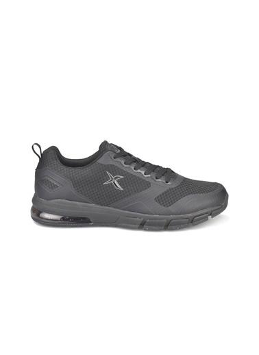 Kinetix Paxton Erkek Günlük Siyah Spor Ayakkabı Siyah